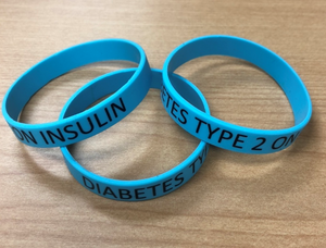 Diabetes Wristbands