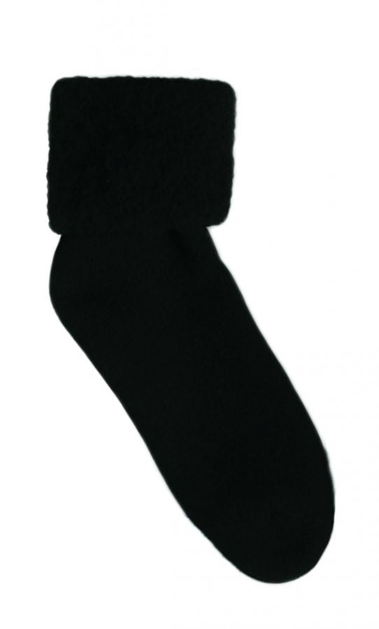 Bedsocks - Extra-Large Black
