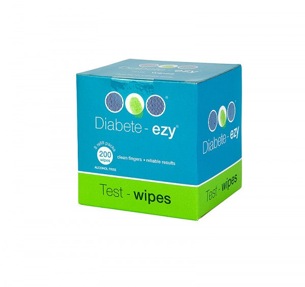Diabete-ezy Test-wipes