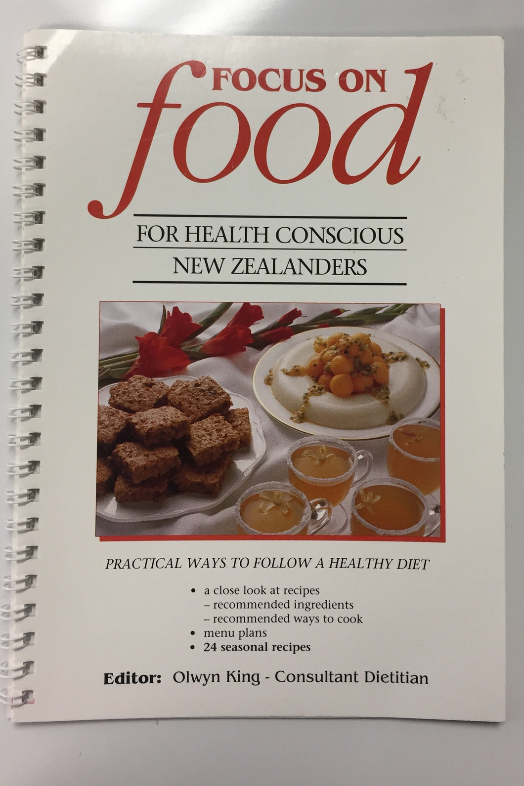 Focus on Food: For Health Conscious New Zealanders