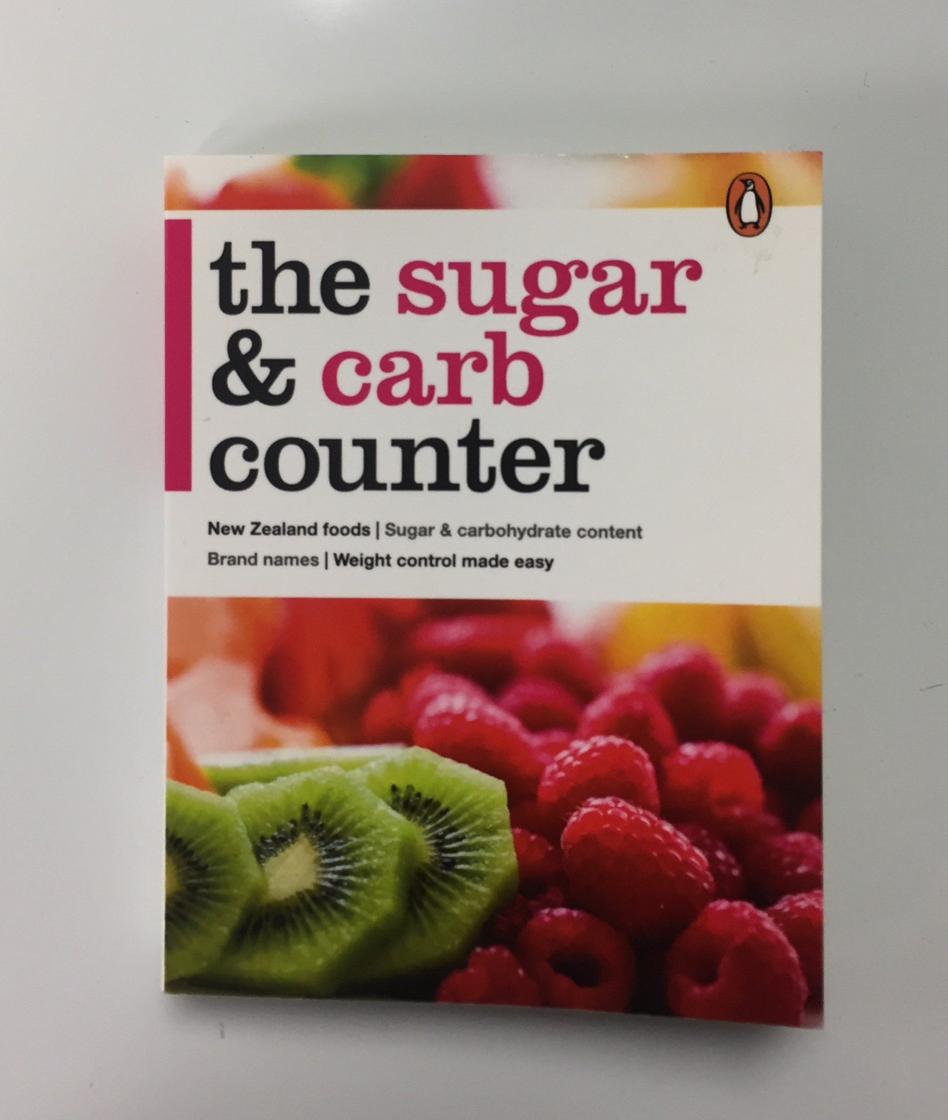 The Sugar & Carb Counter