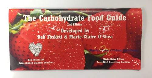 The Carbohydrate Food Guide 2nd Edition