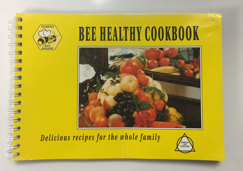 Bee Healthy Cookbook