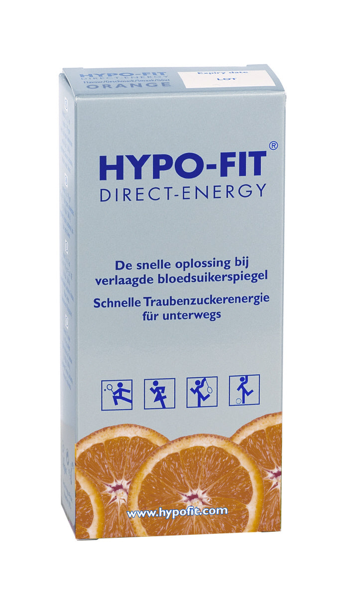 Hypo-Fit Direct Energy Sachet