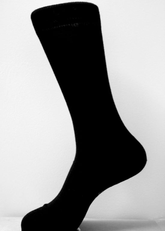Merino Wool Dress Socks with Health Top