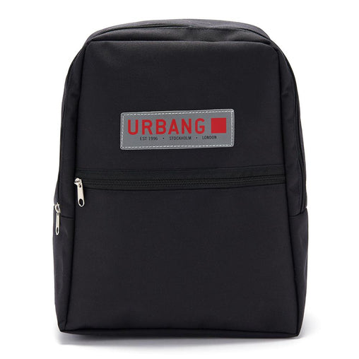 Black Small Handy Pocket Backpack