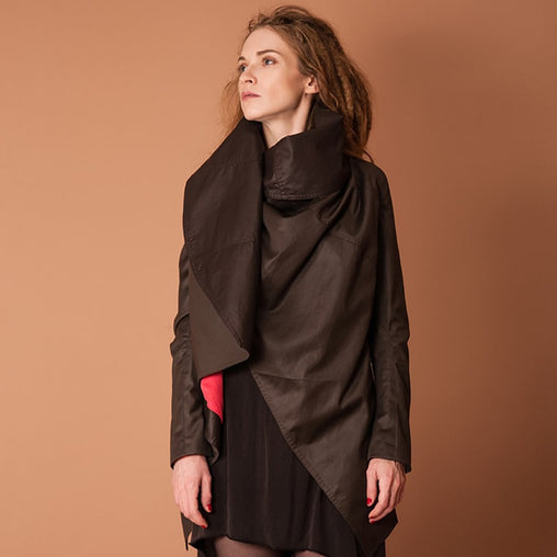 Poncho Style Outer Wear