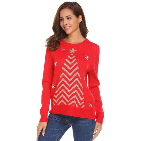 Collar Long Sleeve Sweater