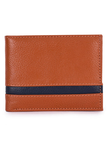Rust Leather Wallet