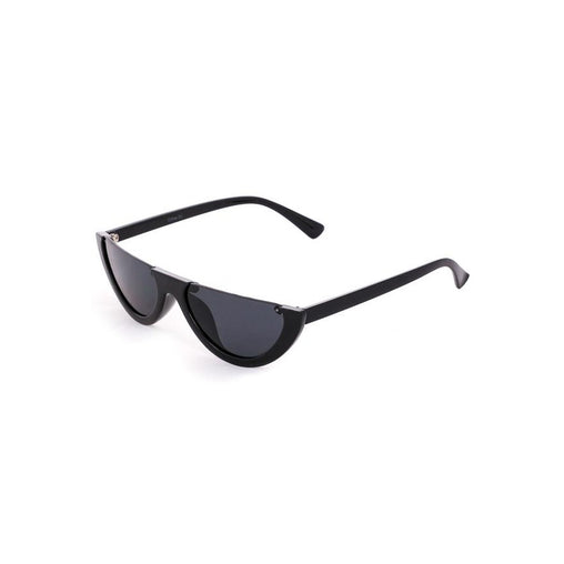 Black Uv Protection Cat Eye Sunglasses