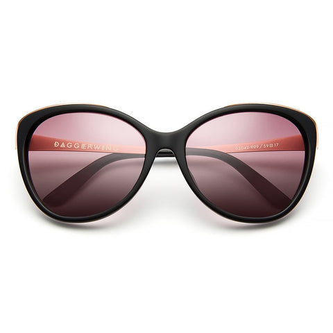Black Nylon Sunglass