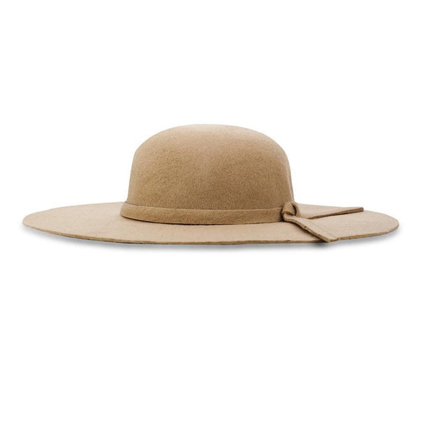 Wool Hat Tan