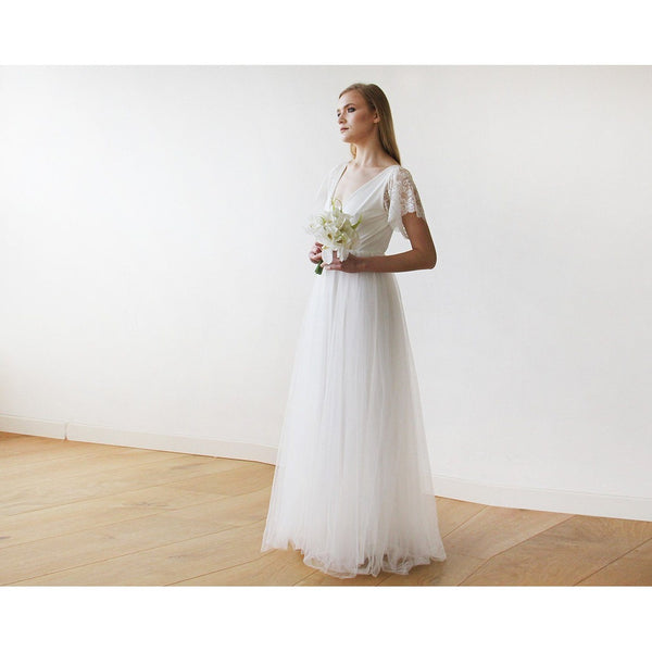 Skirts | Shop Women\'s Tulle Bridal Gown 116 at Fashiontage ...