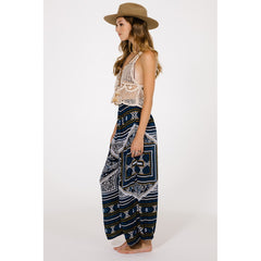 High Waist Wide Leg Pants - Fashiontage