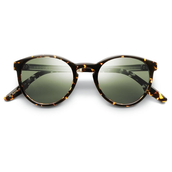 Gold Nylon Sunglass