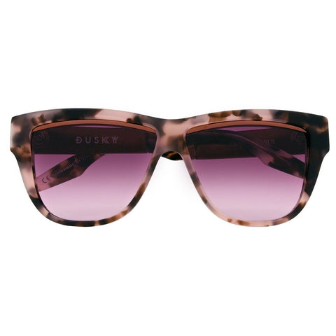 Rose Gold Nylon Sunglass