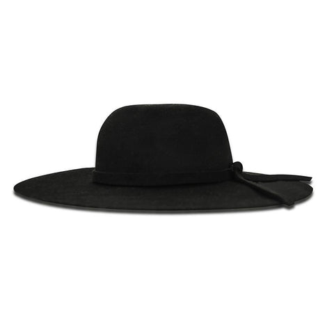 Wool Hat Black