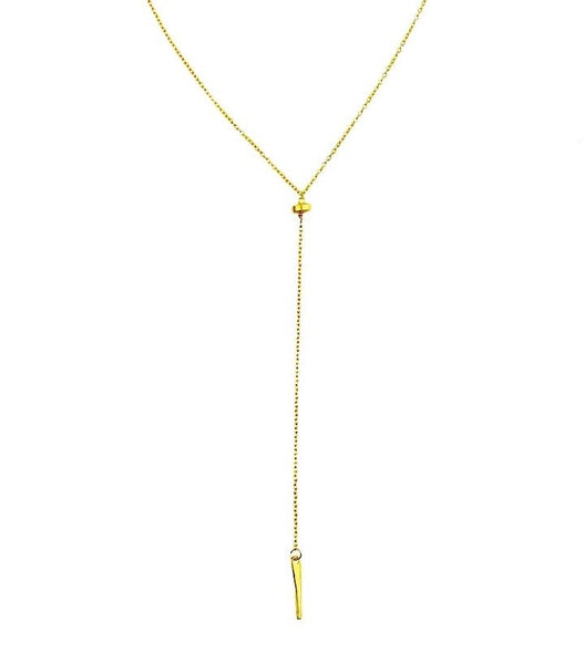 Gold Chain Necklace 7