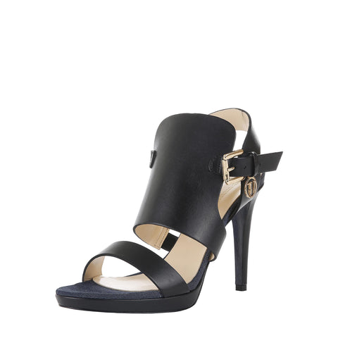Trussardi Sand Leather Sandals
