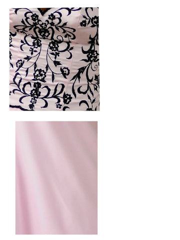 Formal Dresses - Women's Trendy Pink Dress