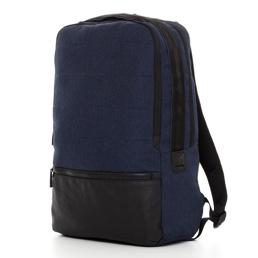 Navy Padded Large Backpack