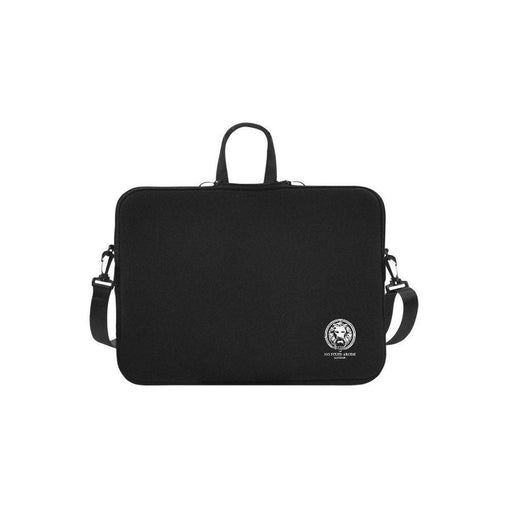 Black Briefcase Shoulder Bag