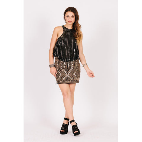 Asymmetric & Draped Skirts - Women's Trendy Tribal Dreams Skirt
