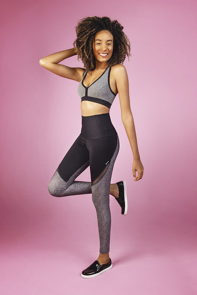 Sublimated Detox High Up Top and Legging Set