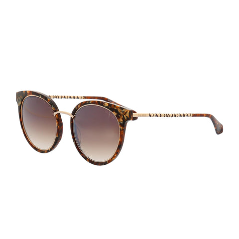 Balmain Brown Uv3 Sunglasses