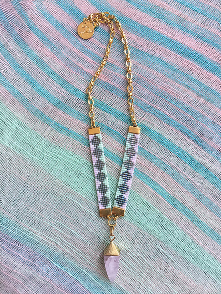 Gold Beads Chain Necklace