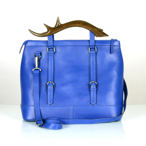 Antler Duffel Bag In Blue