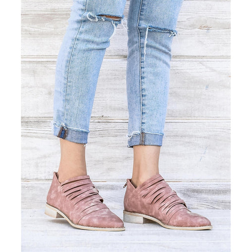 Rose Ankle Booties