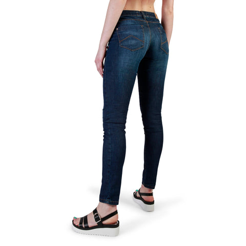 Skinny Jeans - Women's Trendy Carrera Jeans Blue Skinny Pocket