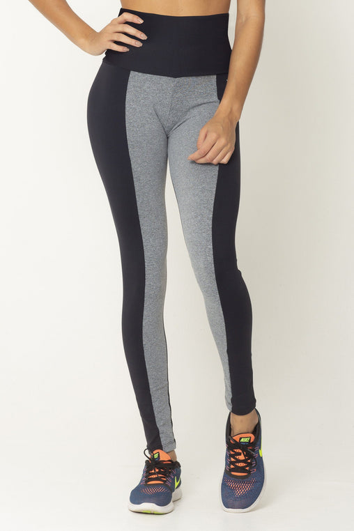 Bicoloured Detox High Up Legging