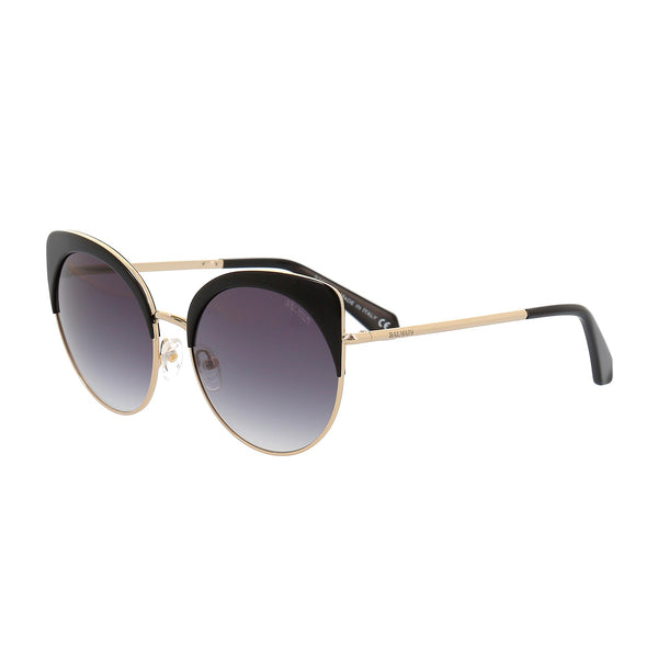 Balmain Black Uv3 Sunglass