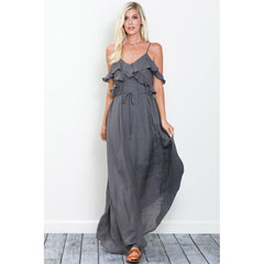 'Free Falling' Maxi Dress - Fashiontage