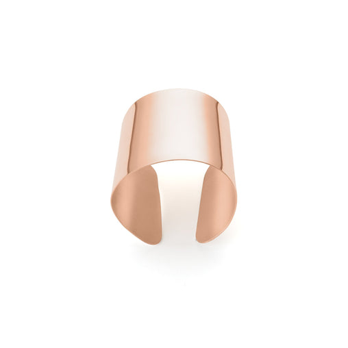 Rose Gold Sterling Silver Cuff
