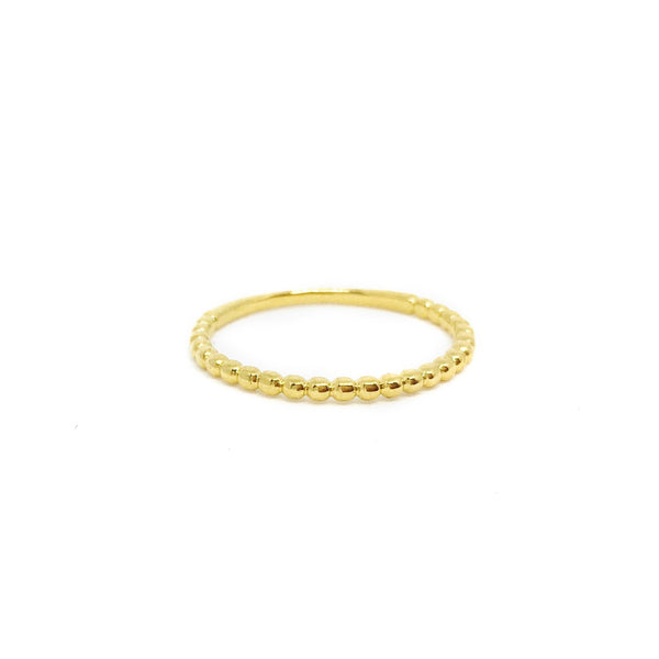 Simplicity Stackable Ring