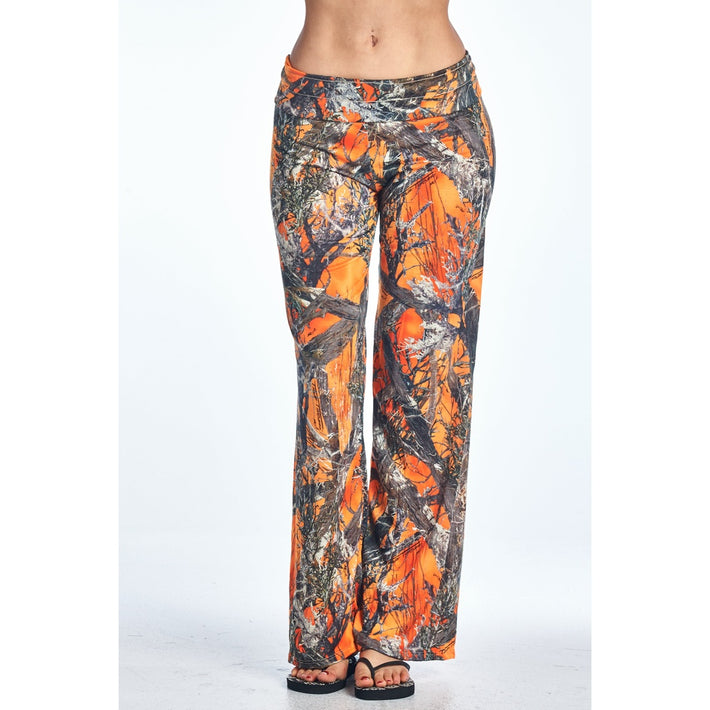 Authentic True Timber Orange Pants - Fashiontage
