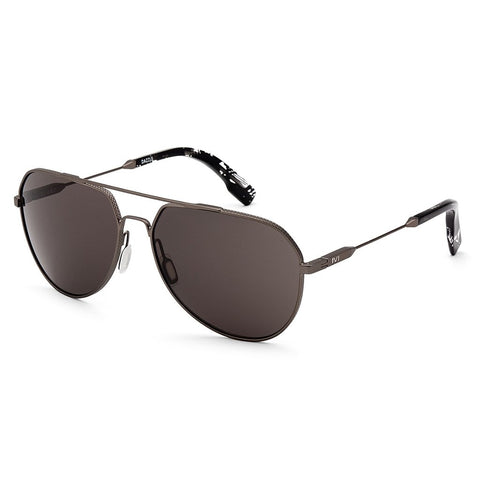 Grey Nylon Sunglass