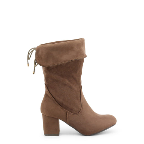 Xti Brown Ankle Boots