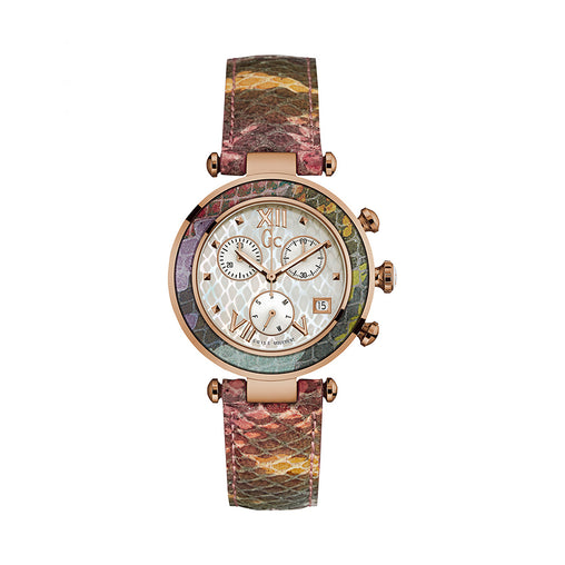 Guess Brown Quartz Analog Watch