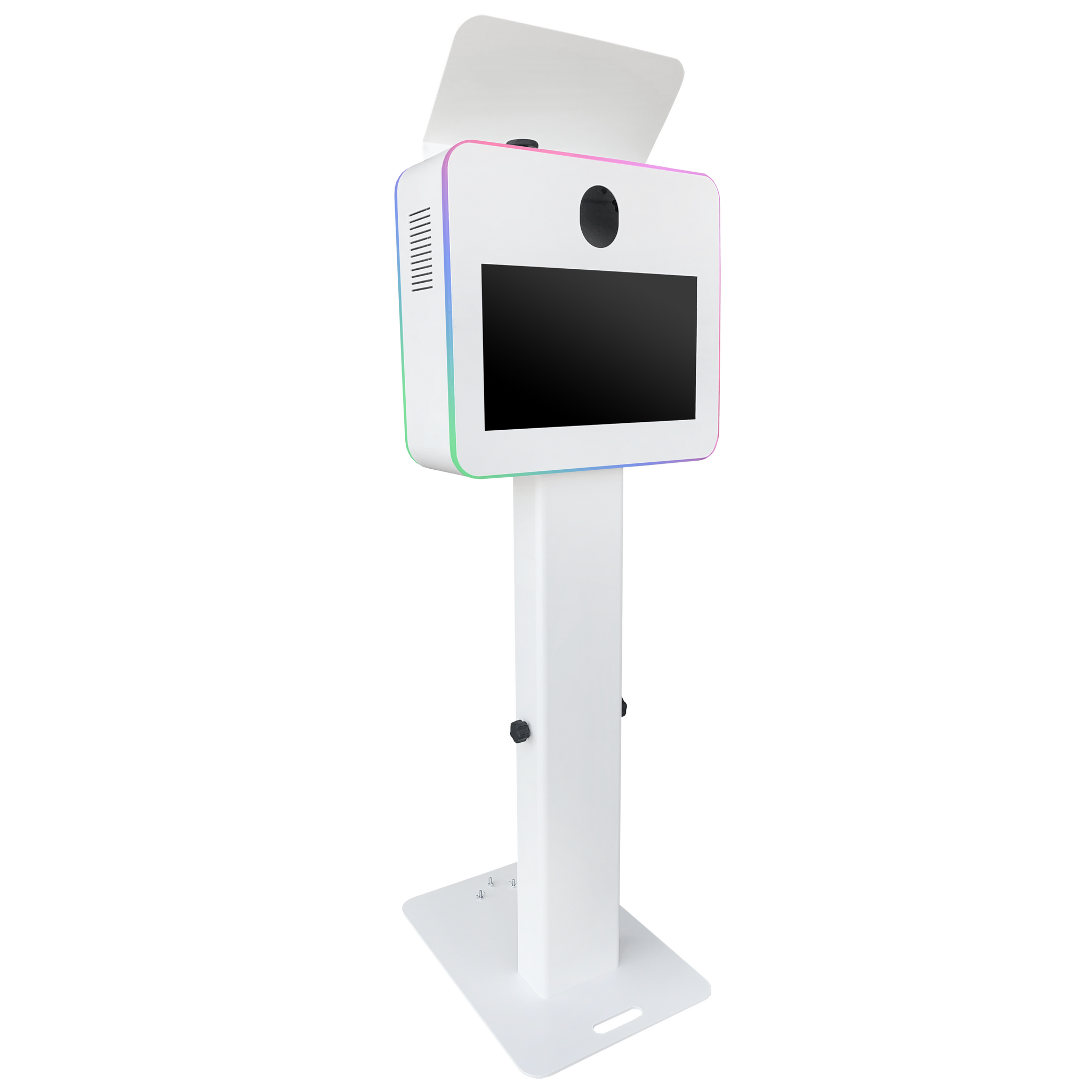 GLAMIFY Photo Booth Business Package - WHITE/BLACK