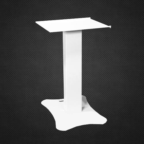 T-Series Stand Alone Printer Stand with Base, Upright & Tray