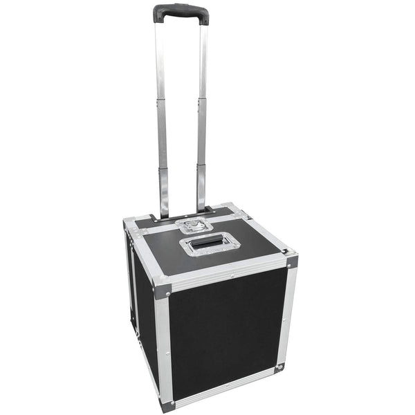 DNP RX1 Printer Travel Road Case w/Recessed Wheels