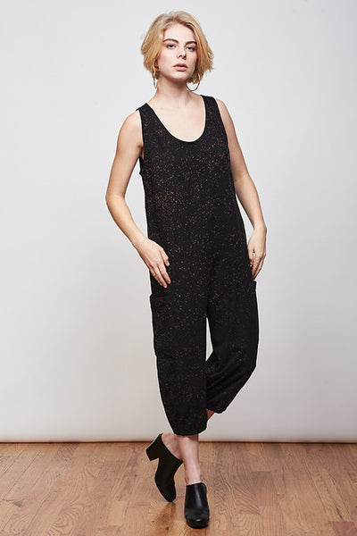 Jersey Jumper- Black Galaxy