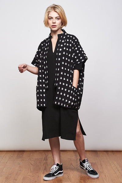 Cloud Jacket - Ikat