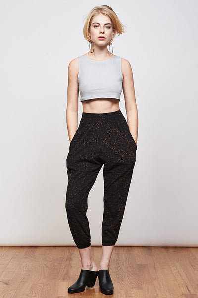 MM Crop - Grey