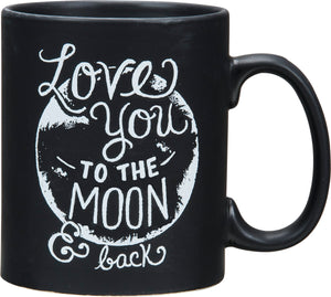 Mug - Love You To The Moon & Back