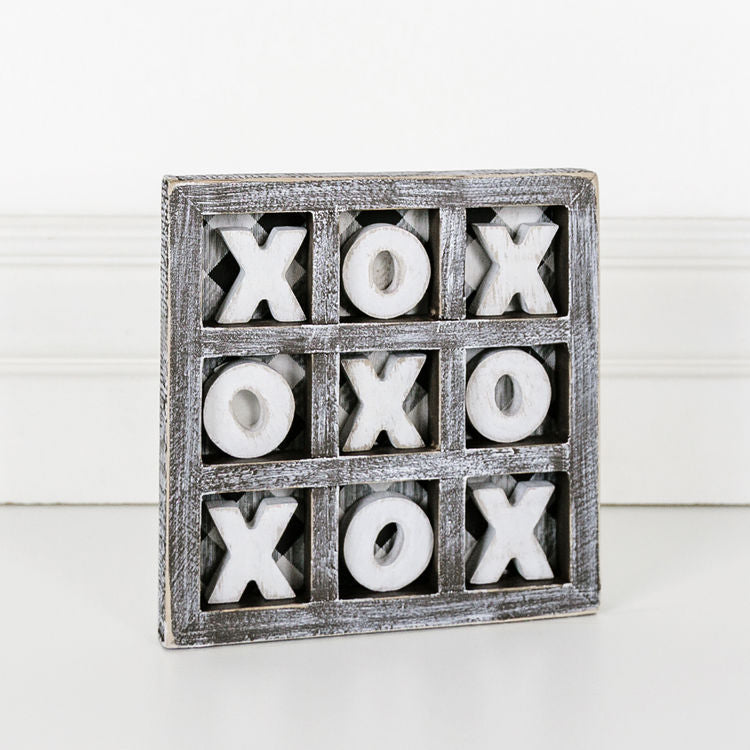 XOXO (Tic Tac Toe) Sign